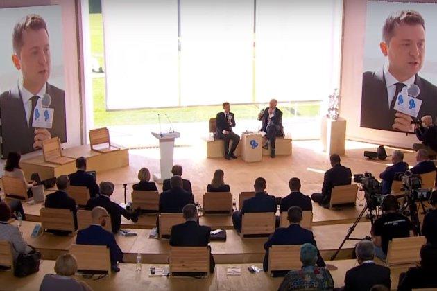 «Нам потрібні не стратегічні партнери, а стратегічні друзі». Зеленський висловився про ЄС і НАТО. Та уникнув відповіді про реформи