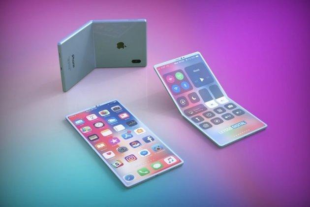 У 2023-2024 роках Apple, ймовірно, представить iPhone з гнучким екраном