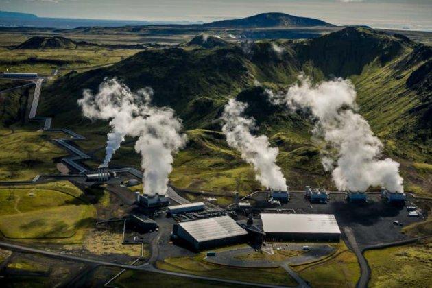 В Ісландії відкрили найбільшу у світі фабрику з вилучення вуглекислого газу з атмосфери