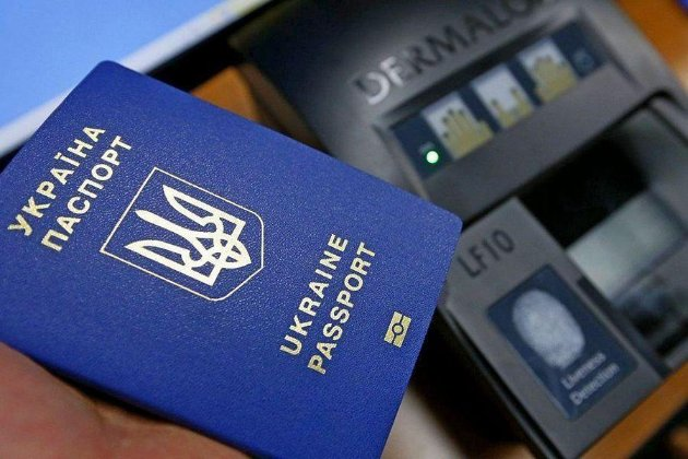 Для возможного безвиза. Великобритания проверит, как в Украине изготавливают биометрические паспорта