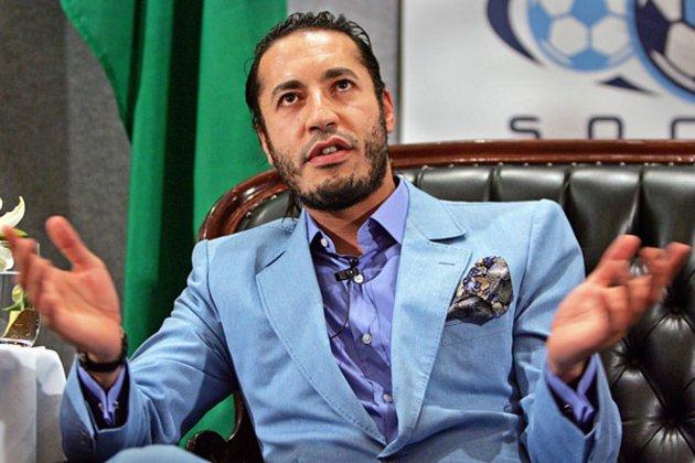 Сина Каддафі звільнили з тюрми в Лівії, він вирушив до Туреччини — ЗМІ