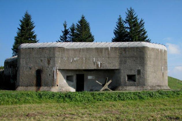В Чехии решили продать все бункеры времен Второй мировой войны. Их цена от € 1 тыс.