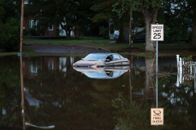 Количество погибших из-за последствий урагана «Ида» в США возросло до 46 человек