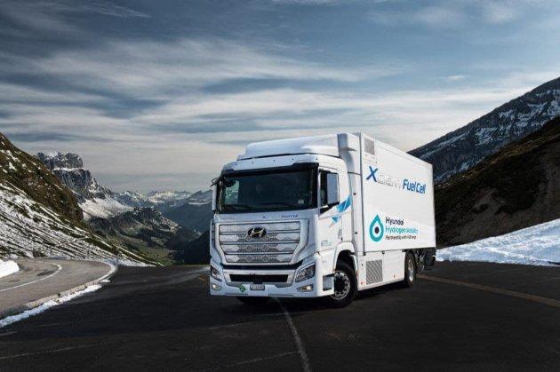 До 2028 року Hyundai хоче перевести всісвої комерційні автомобіліна водневі паливні елементи