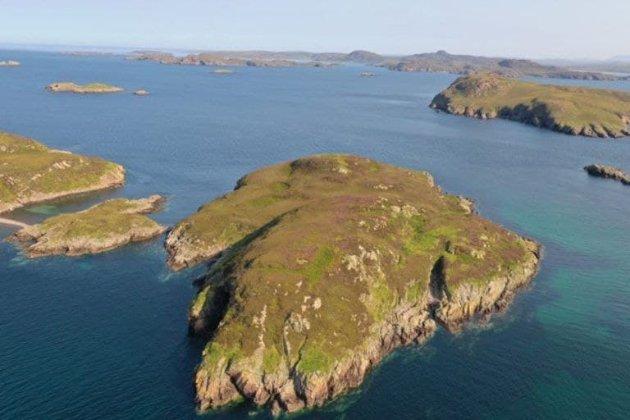 Всего за $69 тыс. У побережья Шотландии продают необитаемый остров