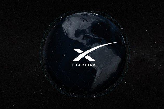 SpaceX запустила на полярную орбиту интернет-спутники Starlink с лазерами