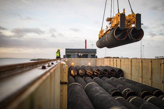 Данія дозволила експлуатацію російського газопроводу «Північний потік-2»