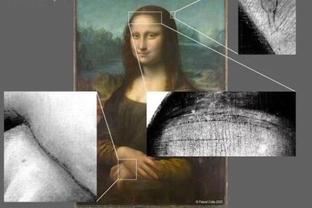 Ще одна таємниця да Вінчі розкрита. Митець змінив позу Мони Лізі у процесі роботи (фото)