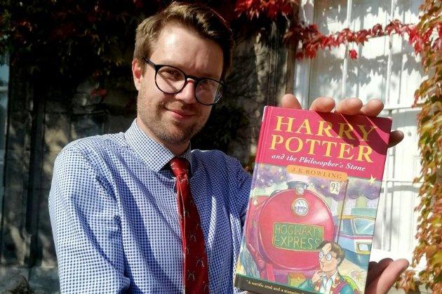Як рідкісне видання про Гаррі Поттера допоможе власнику придбати будинок дочці