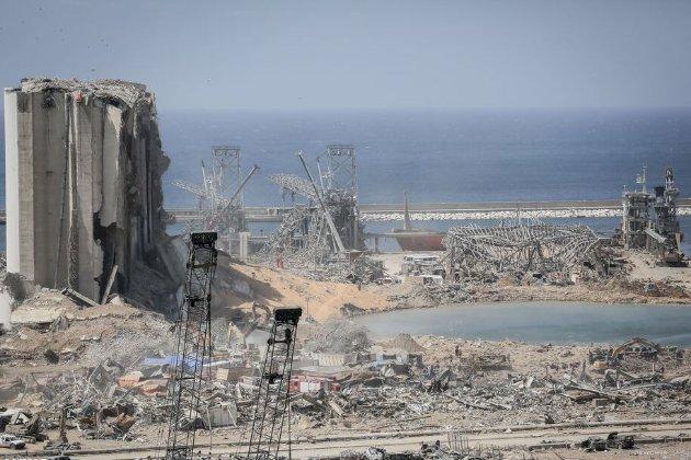 Ліван просить Інтерпол затримати двох росіян через вибух у Бейруті