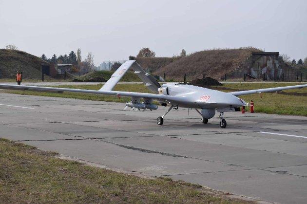 В Україні будуватимуть підприємство з виробництва військових дронів
