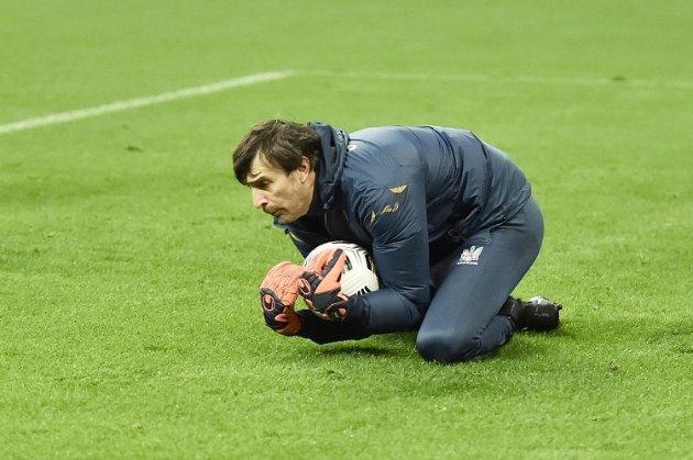 Шовковський повертається! 45-річний голкіпер заявлений на матч з Францією