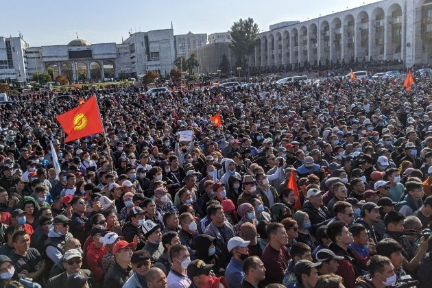 Євросоюз очікує нових прозорих парламентських виборів в Киргизстані