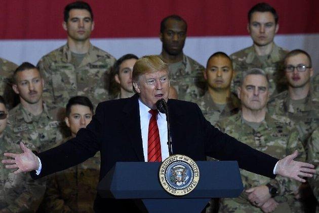 Трамп пообіцяв до Різдва повністю вивести війська США з Афганістану