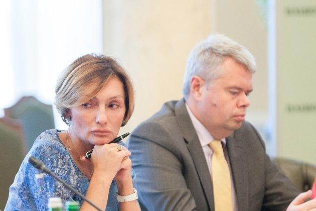У МВФ прокоментували догани Рожковій та Сологубу з Нацбанку