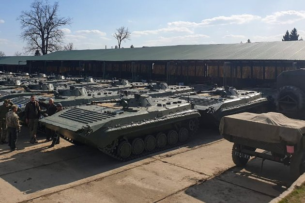 «Україні є що продавати». Гендиректор «Укрспецекспорту» розповів про стан речей у «воєнці»