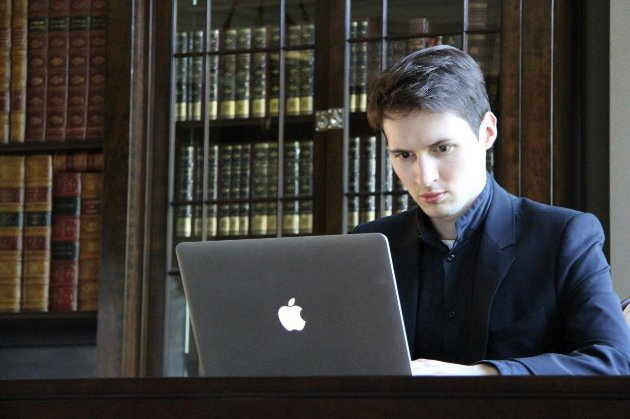 Дуров повідомив про вимогу Apple видалити три білоруських Telegram-канали