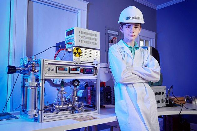 12-річний американський підліток провів термоядерну реакцію вдома