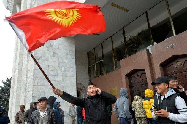 Президент Киргизстану відправив у відставку прем'єр-міністра та уряд країни