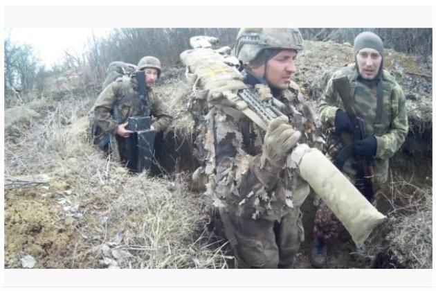 Bellingcat заявляє, що російські найманці на Донбасі озброєні гвинтівками, придбаними у Великобританії