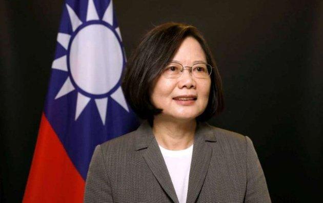 Президент Тайваню закликає до «значущого діалогу» з Китаєм