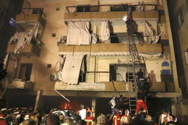 У Бейруті у підвалі будівлі вибухнув паливний бак, загинуло четверо