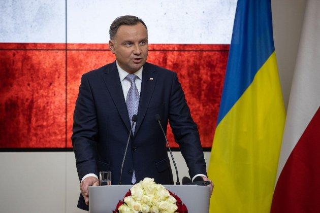 Президент Польщі прибуде в Україну з офіційним візитом