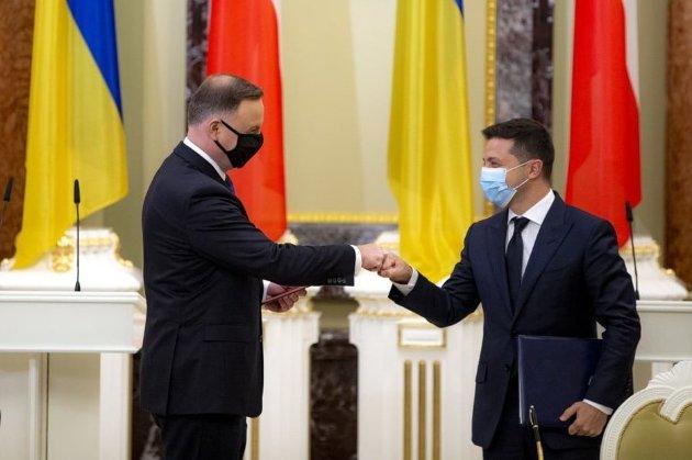 Засудили та домовились. Зеленський та Дуда висловились про співпрацю в енергетичній та політичній сферах