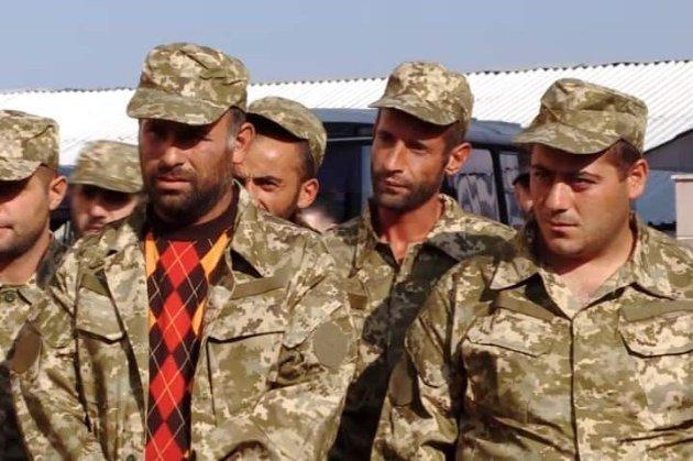 Камуфляж наш. Бійці Нагірного Карабаху використовують український військовий патерн