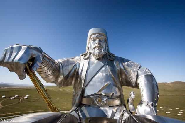 Китай вимагає на виставці про Чингісхана у Франції не використовути слово «Чингісхан»