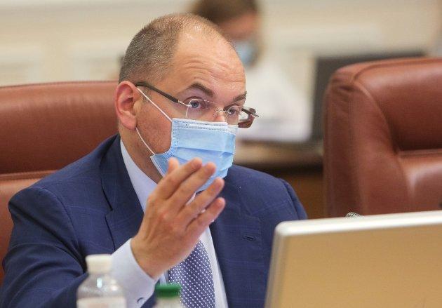 Очільник МОЗ допустив закупівлю російської вакцини від коронавірусу