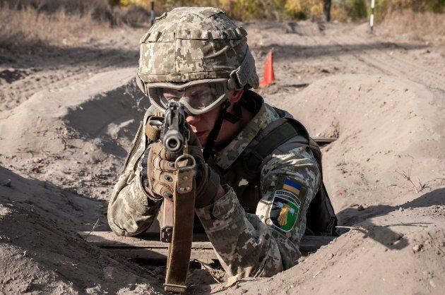 ЗСУ збили безпілотник бойовиків, який перетнув лінію розмежування