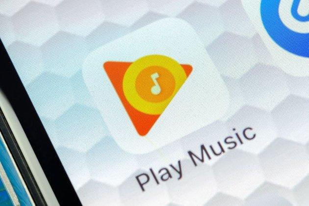 Компанія Google припинила продавати музику через Google Play
