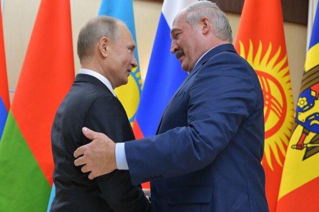 Узгоджено з Путіним. Білорусь отримала перші $500 млн кредиту від Євразійського банку розвитку