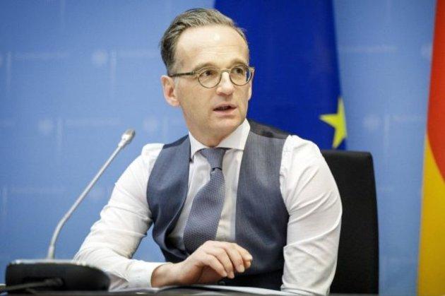 Голова МЗС Німеччини: «Північний потік – 2» буде добудований до кінця. Але невідомо, коли саме