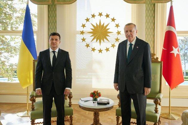 Україна іТуреччина підписали рамкову військову угоду й меморандум про наміри