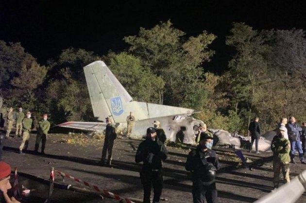 Міноборони України перераховує кошти сім'ям курсантів, загиблих в авіакатастрофі Ан-26Ш