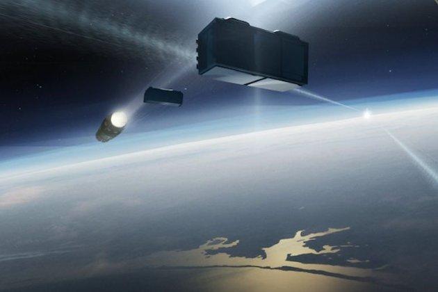 Європейське космічне агентство стурбоване зіткненням сміття на орбіті