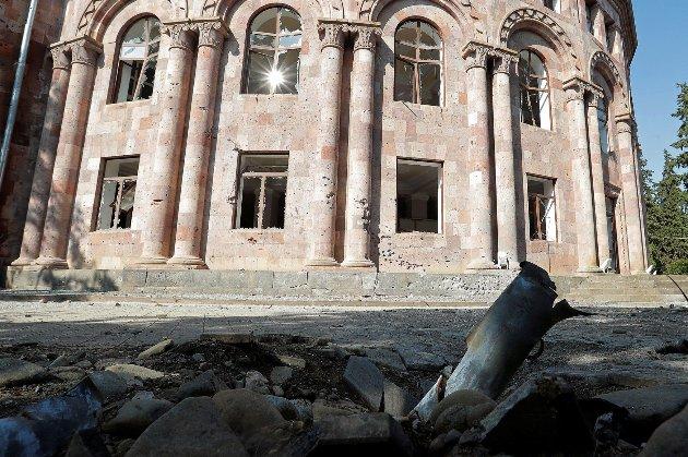 Рада Безпеки ООН проведе закриті консультації щодо Нагірного Карабаху