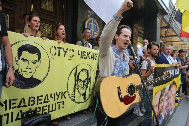 «Справа Василя Стуса». Мінкульт рекомендує прочитати заборонену судом книгу про українського поета та дисидента