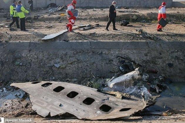 Іран узяв на себе всю відповідальність за збиття українського літака