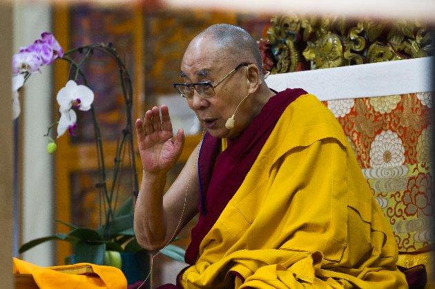 Далай-лама наголосив, що українцям треба «реалізувати спільну свободу» (відео)