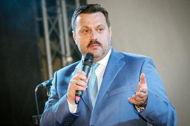 Facebook видалив сторінку українського політика Андрія Деркача