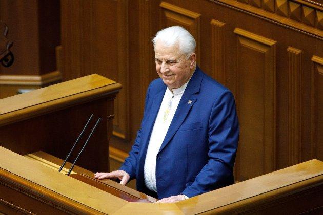 Кравчук назвав умови для досягнення миру на Донбасі та його реінтеграції