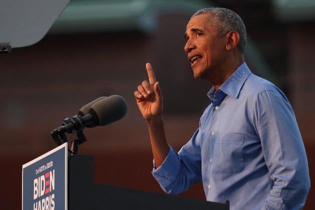 «Ставиться до посади, як до реаліті-шоу». Обама розкритикував політику Трампа (відео)