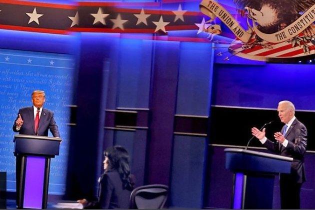 Трамп і Байден провели останні дебати