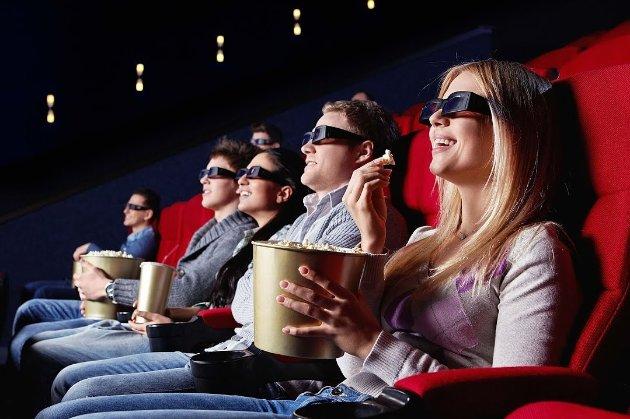 Українські кінотеатри працюватимуть в «червоній» зоні карантину