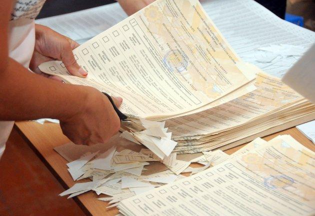 У Києві викрили масштабну схему фальсифікації виборів
