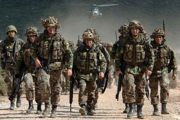 США та НАТО провели секретні навчання в Німеччині
