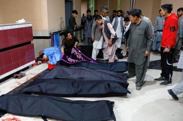 У столиці Афганістану через теракт загинули 24 людини (відео)